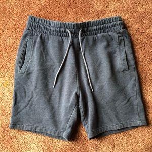 H&M lounge shorts